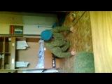 Фристайл в отжиманиях))) от дембеля ВДВ
